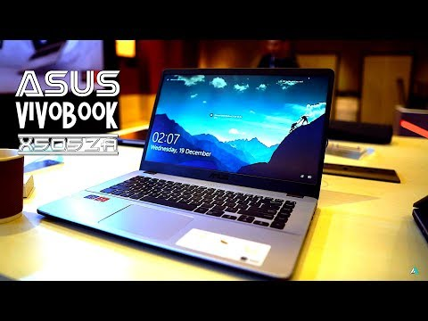 ASUS Vivobook 15 X505ZA UNBOXING and hands on REVIEW