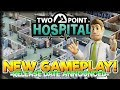New Game, New Hospital, New Shenanigans! – Two Point Hospital Gameplay – Let's Play Part 1