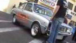 CWT R100 – Bracket Attack 28/06/08 Burnouts & Runs RE