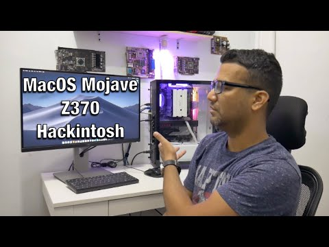 Hackintosh Z370 MacOS Mojave Bootable USB Guide Part 1 - Thủ thuật