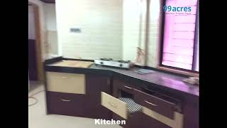 2 BHK,  Residential Apartment in Pimple Saudagar
