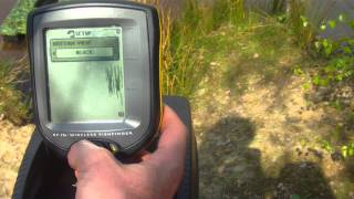 Эхолотом humminbird smartcast rf 15e