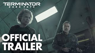 VIDEO: TERMINATOR: DARK FATE – Off. Trailer