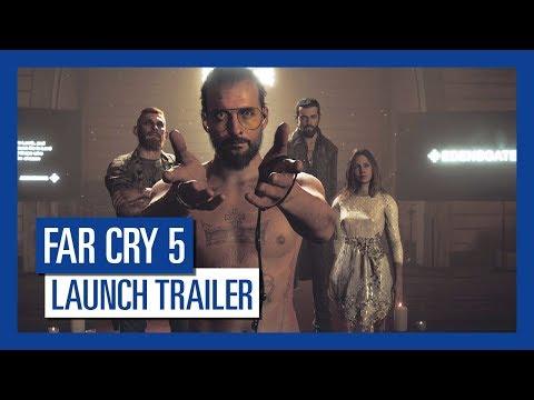 Far Cry 5 – Launch trailer