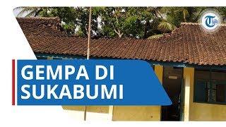 Sukabumi Diguncang Gempa, Atap SD Negeri Ini Ambruk