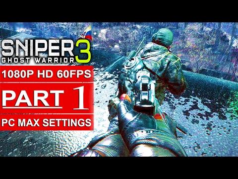 Gameplay de Sniper Ghost Warrior 3 Season Pass Edition