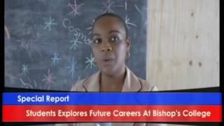 Career Day at Bishop