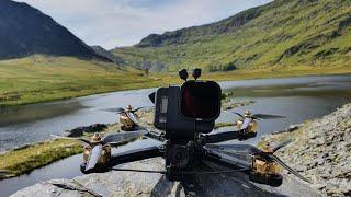 Cwmorthin Lake - Cinematic FPV - Apex HD.