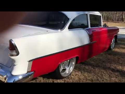 Video of Classic '55 Chevrolet Bel Air located in Georgia - $46,500.00 - PEYX