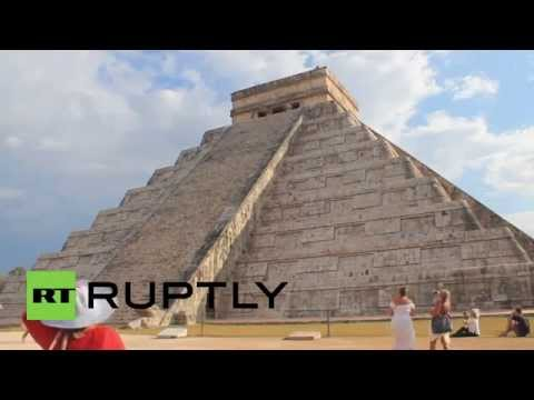Mexico: See Kukulkan the 'Feathered Serp