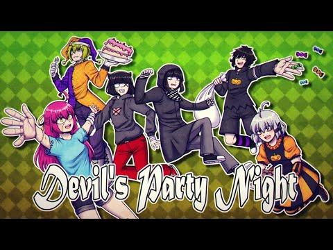 【VOCALOID Original Spanish Song】 Devil's Party Night 【6 VOCALOIDS】