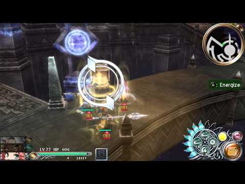 """Ys: Memories of Celceta - """"Calilica"""" gameplay trailer"""