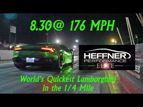 heffner performance lamborghini huracan twin turbo dct breaks 1 4 mile record autoevolution. Black Bedroom Furniture Sets. Home Design Ideas
