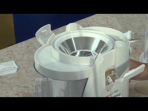 Bajaj Juice Extractor Has Modern Features-Hybiz.tv