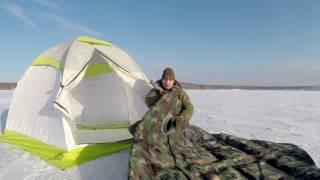 Палатки зимние куб в челябинске