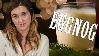 Americans Try Foreign Holiday Drinks