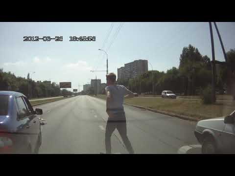 В Тольятти сбили женщину на пешеходном переходе