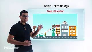 Some Applications Of Trigonometry Class 10 Introduction | Angle Of Elevation And Depression