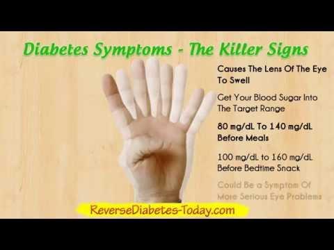 Hohe Gehalt an Blutzuckerspiegeln