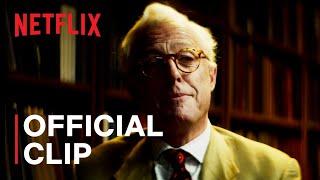 Death to 2020 | Official Clip | Hugh Grant as Tennyson Foss | Netflix