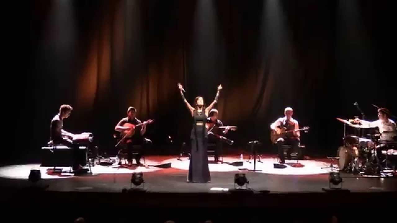 2015 // Concerto com Ana Moura // 30.º Aniversário da Cidade