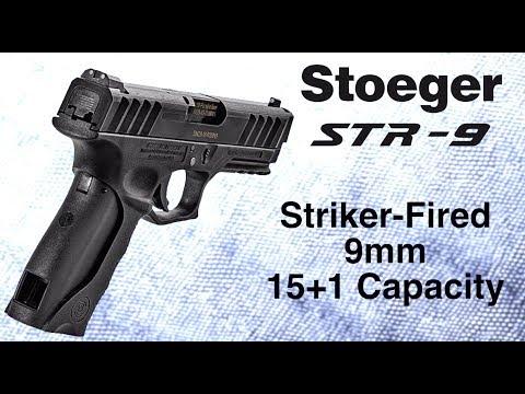 Stoeger Introduces STR-p Pistol
