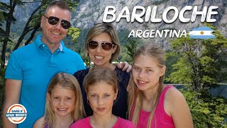 We found Switzerland in Bariloche Argentina! 80+ Countries w/3 kids