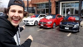 SURPRISING BEST FRIENDS WITH 3 NEW CARS!!