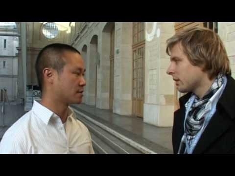 Sehenswert: Tony Hsieh von Zappos im Interview