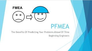 Beginning Engineers FMEA