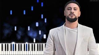 MONATIK   Каждый раз   Как играть на пианино   Piano Cover