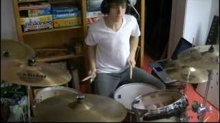 Bayside - Big Cheese Drum Cover
