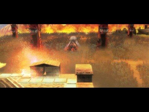 Видео № 0 из игры Legend of Spyro: Dawn of the Dragon [DS]