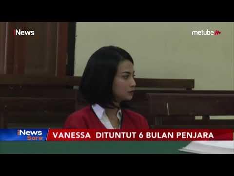 Vanessa Angel Dituntut 6 Bulan Penjara, Kuasa Hukum Ajukan Pembelaan - iNews Sore 17/06