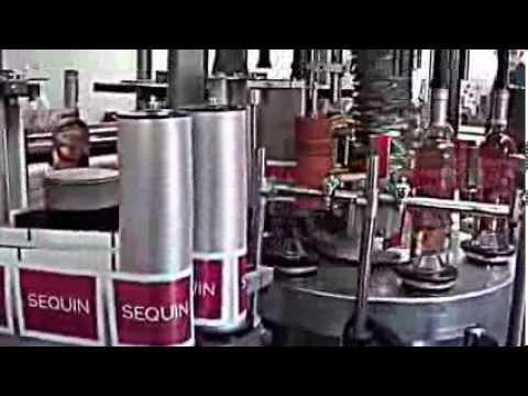 Fizzy Wine bottling