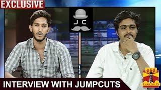 Exclusive Interview with JUMP CUTS team | HARI BASKAR | NARESH | Inaiya Thalaimurai