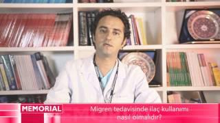 Migren Tedavisinde İlaç Kullanımı Nasıl Olmalıdır?