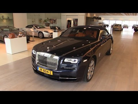 Rolls Royce Dawn 2016/2017 In Depth Review Interior Exterior