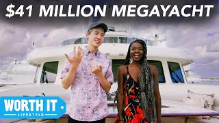 $600 Boat Vs. $41 Million Boat - Video Youtube