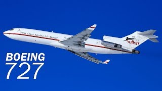 Boeing 727   The Sky For Everyone