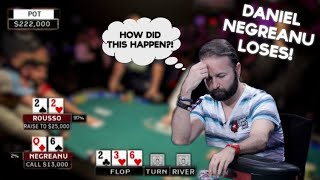 Daniel Negreanu Gets Destroyed By Poker Goddess In Heads Up!