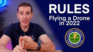 What are the rules to fly your drone in 2021?