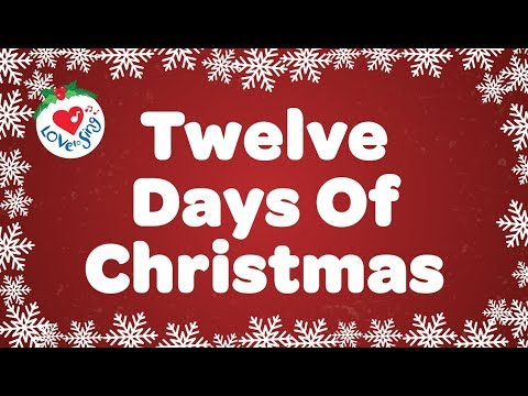 12 days of christmas christmas song - 12 Redneck Days Of Christmas Lyrics