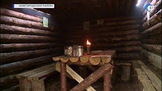 В деревне Савино Новгородского района в этом году появились новые объекты