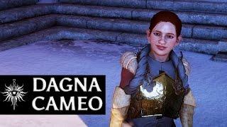 Dragon Age: Inquisition - Dagna Cameo
