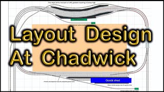 Layout Design For Freight Operations At Chadwick Model Railway   103.