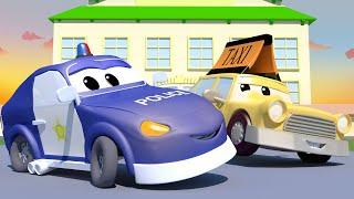 малыши в Автомобильном Городе - Соревнование - детский мультфильм