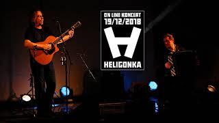 Jaromír Nohavica - Online koncert z Heligonky (19.12.2018)