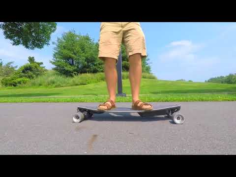 Electrek Review: Boosted Stealth electric skateboard