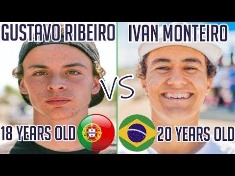 Gustavo Ribeiro vs Ivan Monteiro - Who is better?!